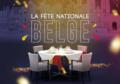 Le restaurant célèbre la fête nationale belge