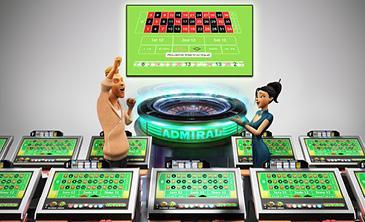 Roulette electronique casino partouche